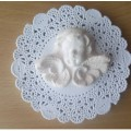 Декор пластиковый Ангел большой, DPA73046