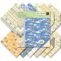 Набор бумаги Baby Boy, 20х20 см, K and Company, KC0002