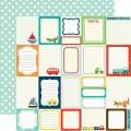 Бумага Journaling Cards, Echo Park,  LB8013