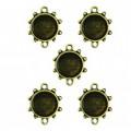 Металлические формы Circles Three, Media Mixáge™, Spellbinders, MB1-507