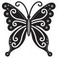Нож для вырубки Butterfly, Marianne Design, CR1205