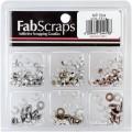 Люверсы FabScraps - Eyelets Mix, MP004