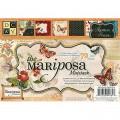 Набор бумаги Mariposa, 11,5 х 16,5 см, 72 листа, DCWV, MS-003-00053