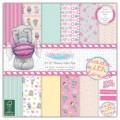 Набор бумаги Me to You Sweet Shop, 20×20 см, MYPAP005
