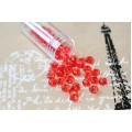 Марлбс в пластиковой баночке, цвет красный, PM-40101