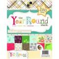 Набор бумаги The Year Round, 21х28 см, 180 листов, PS-004-00026