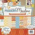 Набор бумаги Modern Meadow, 30х30 см, 24 листа, DCWV, PS-005-00307