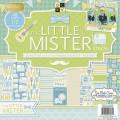 Набор бумаги Little Mister, 30х30 см, 24 листа, DCWV, PS-005-00309