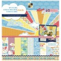 Набор бумаги Sky's The Limit, 30х30 см, 24 листа, DCWV, PS-005-00318