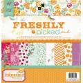Набор бумаги Freshly Picked, 30х30 см, 24 листа, DCWV, PS-005-00320