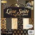 Набор бумаги Luxe Suite, 30х30 см, 18 листов, DCWV, PS-005-00332