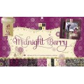 Набор бумаги Midnight Berry, 30х30 см, 24 листа, DCWV, PS-005-00335