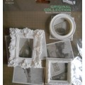 Набор декора Frames-1, пластик, Китай, RE06
