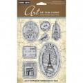 Резиновый штамп Paris France, Hero Arts, S1235