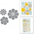 Ножи Flower Power, Spellbinders, S2-269