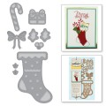 Ножи Build a Stocking, Spellbinders, S3-272