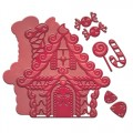 Ножи Gingerbread House, Spellbinders, S4-553