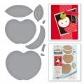 Ножи Apple A Day , Spellbinders, S4-720