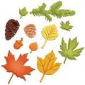 Ножи Fall Foliage, S5-120