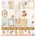 Лист бумаги Нежность - Картинки, Scrapmir, SM0600010