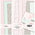 Набор односторонней бумаги 30х30см Baby Girl, Scrapmir, SM1800011