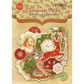 Набор высечек для скрапбукинга Christmas Night, 53 шт, Scrapmir, SM2000014