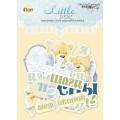 Набор высечек для скрапбукинга Little Bear, 41 шт, Scrapmir, SM2300014