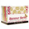Заготовки для открыток с конвертами  Summer Sorbet Boxed Cards, My Mind's Eye, SORCP1