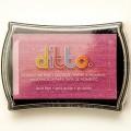Штемпельная подушечка Ditto Pigment Pretty Pink, Hampton Art, SP7851