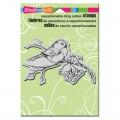 Резиновый штамп Snow Bird, Stampendous, ST1213