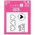 Штампы With Love, Studio G, SV0002