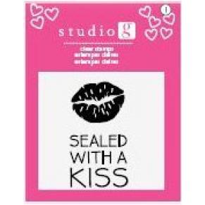 Штампы Sealed With Kiss, Studio G, SV0005