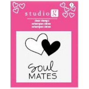 Штампы Soul Mates, Studio G, SV0006