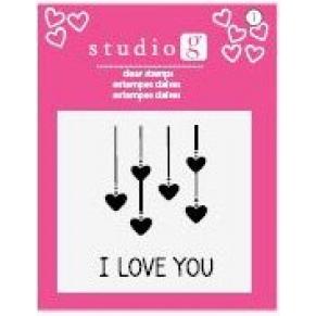 Штампы I Love You 2, Studio G, SV0007