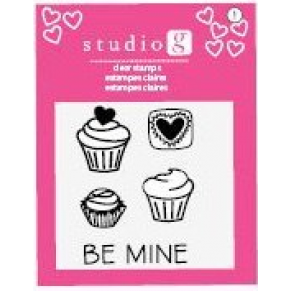 Штампы Be Mine, Studio G, SV0008