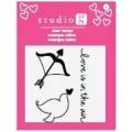 Штампы Love in the Air, Studio G, SV0011