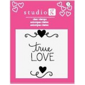 Штампы True Love, Studio G, SV0014