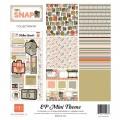 Набор бумаги Oh Snap Mini Theme, Echo Park, SW3005