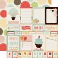 Бумага Journaling Cards,Echo Park,SY31013