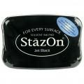 Перманентные чернила StazOn Pads Jet Black, Tsukineko, SZ-31