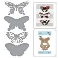 Ножи Wandering Butterflies, Spellbinders, S3-327