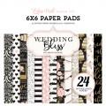 Набор бумаги Wedding Bliss, 15х15см, Echo Park, WB129015