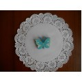 Декор деревянный Butterfly Blue, 1 шт, WDK0013