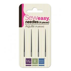 Иглы для вышивания с затупленными концами Sew Easy Needles, 71061-5