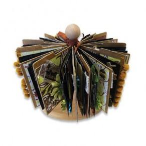 Набор для изготовления альбома на подставке Spinner Album Kit, Zutter, ZT7575