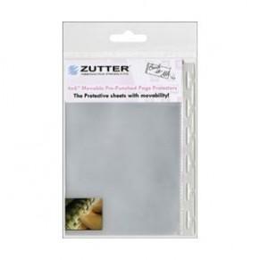 Прозрачные файлы для страниц альбомов на пружине Movable 10×15 Pre Punched page protector, Zutter, ZT76011