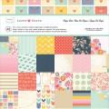 Набор бумаги AC Dear Lizzy Lucky Charm, American Crafts, размер 30*30, 48 листов, ac008