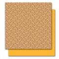 Двусторонний лист картона Betty, Botanique, American Crafts, размер 30x30 см, ac014