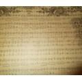 Бумага крафт 74 х 52 см №4