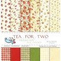 Набор бумаги Tea For Two, 30х30см, 12 листов, Galeria Papieru, gp207